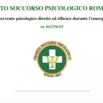 Multidirezioni collabora con Pronto Soccorso Psicologico Roma